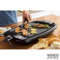 Food Network™ Reversible Electric Griddle & Grill