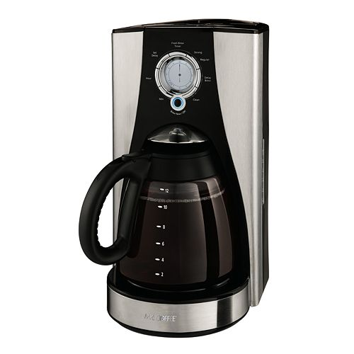 Kohl S One Cup Coffee Maker : Mr. Coffee 12-Cup Programmable Coffee Maker