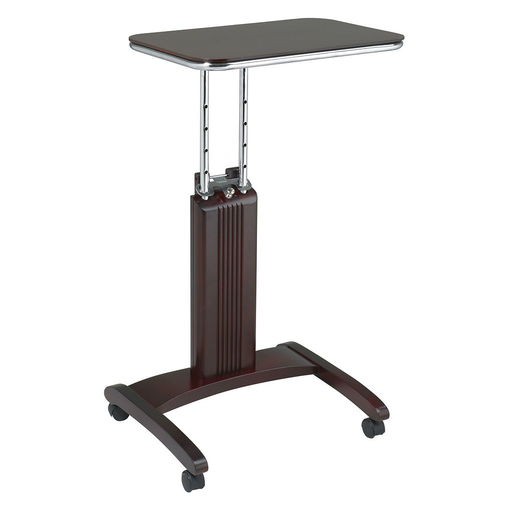 Office Star Products Precision Adjustable Laptop Stand