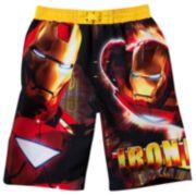 Iron Man 2 Swim Trunks