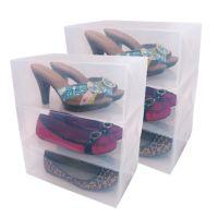 Evriholder® 6-pk. Collapsible Shoe Storage Boxes - Large