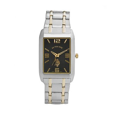 U.S. Polo Association Two Tone Watch - Men