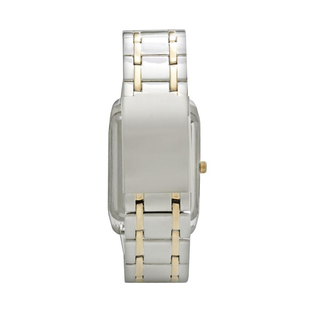 U.S. Polo Assn. Men's Two Tone Watch - USC80004