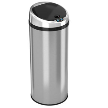 iTouchless 13-gallon Touchless Trashcan NX