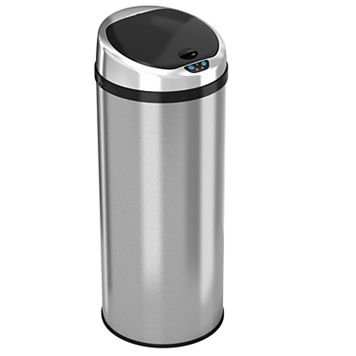 iTouchless® 13-gallonTouchless Trashcan® NX