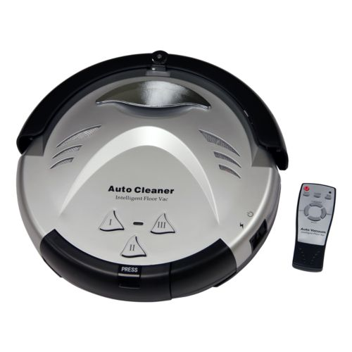 iTouchless Robotic Vacuum Cleaner PRO
