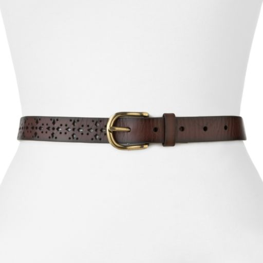 SONOMA Goods for Life™ Perforated Belt