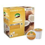 Keurig K-Cup Portion Pack Green Mountain Coffee Island Coconut Coffee - 18-pk.