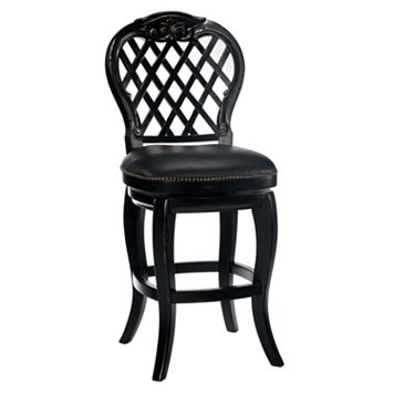 Braxton Swivel Bar Stool