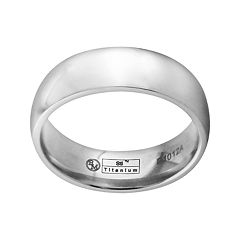 STI by Spectore Titanium Wedding Band - Men