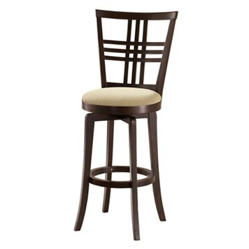 Tiburon II Swivel Counter Stool