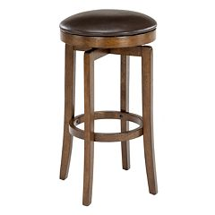 Brendan Backless Swivel Bar Stool