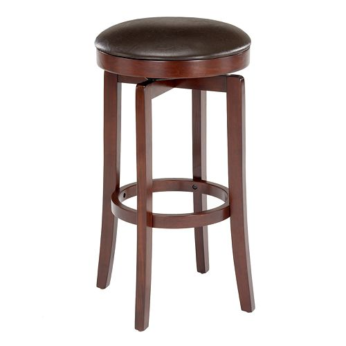 Malone Backless Swivel Counter Stool