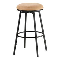 Sanders Backless Swivel Adjustable Stool