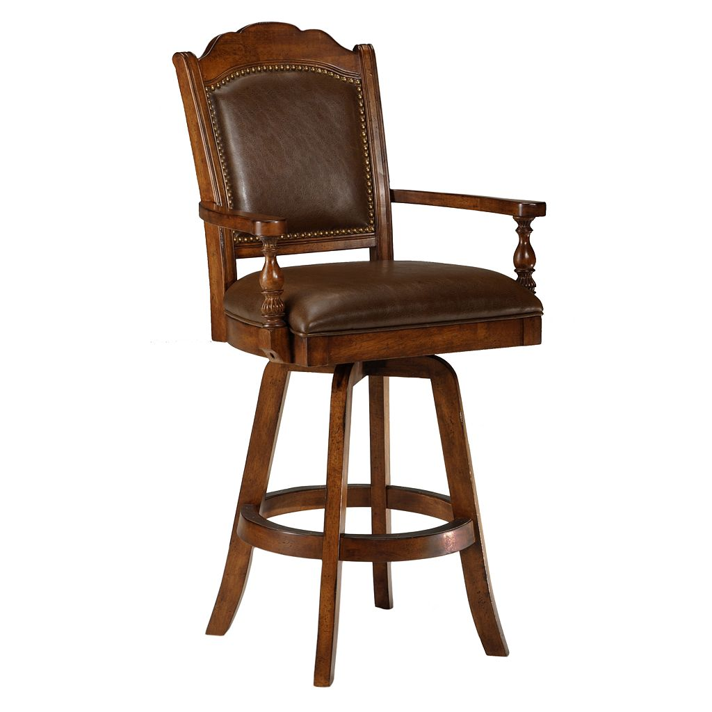 Nassau Swivel Bar Stool