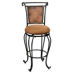 Milan Swivel Counter Stool