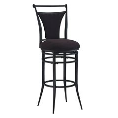 Cierra Swivel Counter Stool