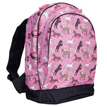Wildkin Horses Backpack - Kids