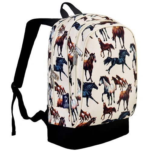 Wildkin Horses Backpack - Kids