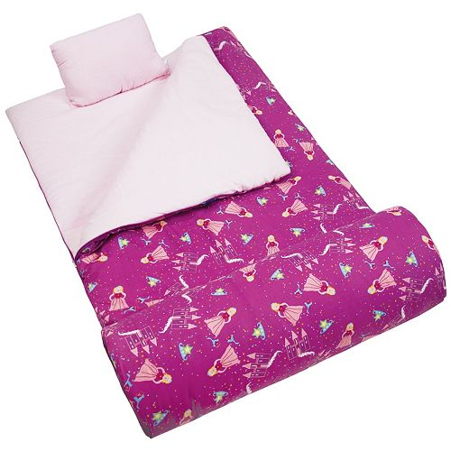 Wildkin Princess Sleeping Bag