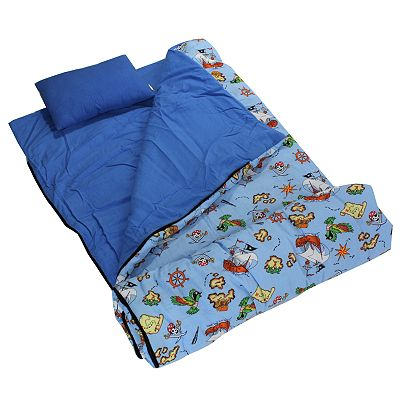 Wildkin Pirates Sleeping Bag