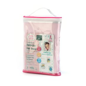 Earth Therapeutics Quick-Dry Hair and Body Towel