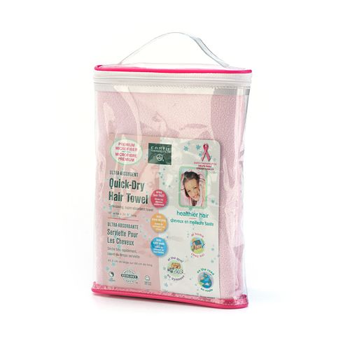 Earth Therapeutics Quick-Dry Hair & Body Towel