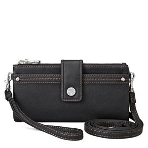 Relic by Fossil Vicky Contrast Convertible Checkbook Wallet