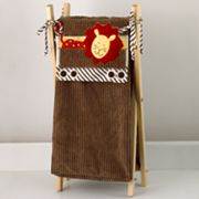 Cotton Tale Animal Tracks Hamper