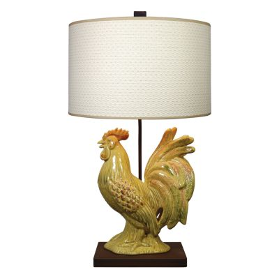 Raedeolv Shady Ladygallo Rooster Table Lamp