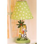 Cotton Tale Paradise Lamp