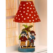 Cotton Tale Pirates Cove Lamp
