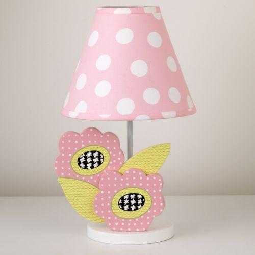 Cotton Tale Poppy Lamp