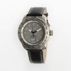 Carbon 14 Earth iBeam Stainless Steel Watch