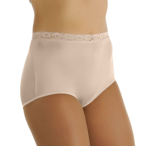 Vanity Fair Perfectly Yours Lace-Trim Brief 13060 - Women's