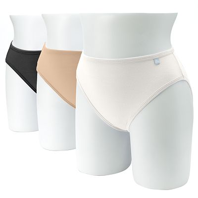 Jockey elance 3-pk. Super Soft French Cut Panties - 2071