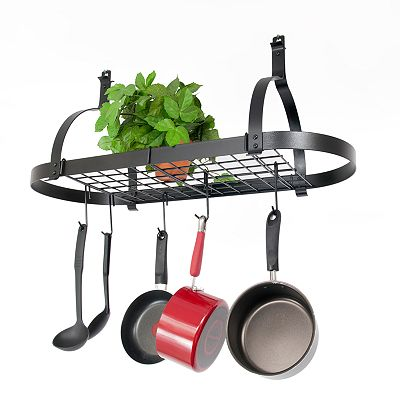 RACK IT UP! Oval Pot Rack