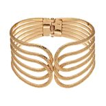 SONOMA Goods for Life? Loop Hinged Bangle Bracelet