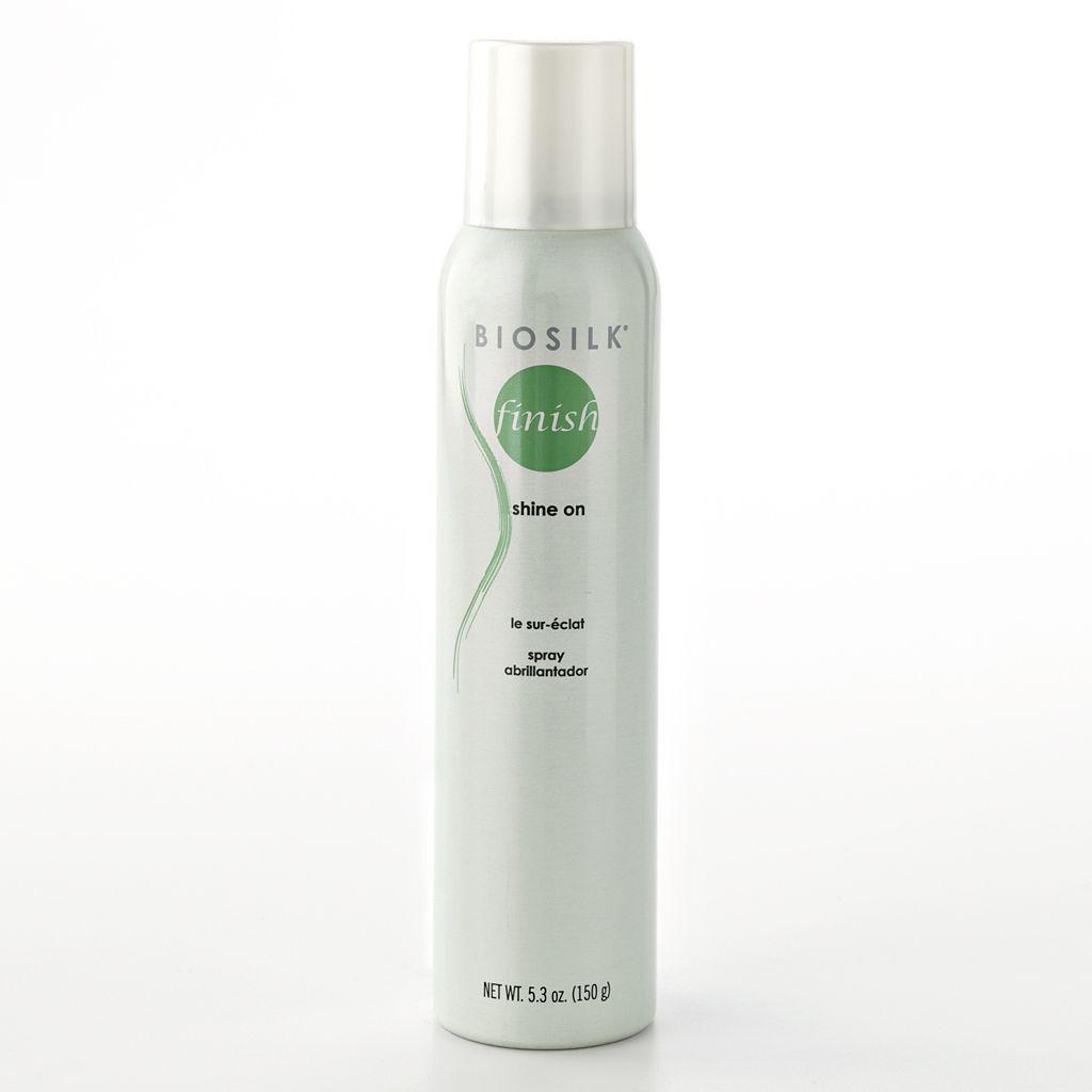 BioSilk® Shine On Finish Spray