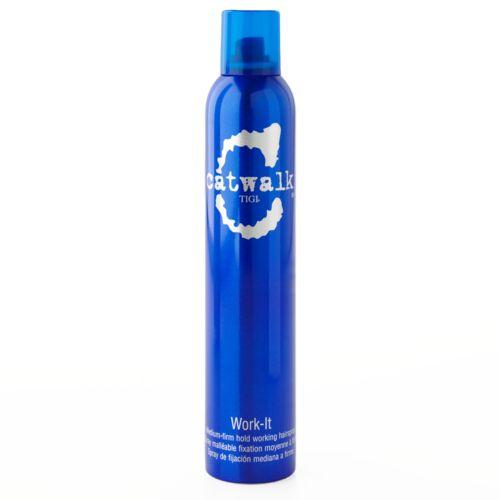 TIGI Catwalk Work-It Hairspray