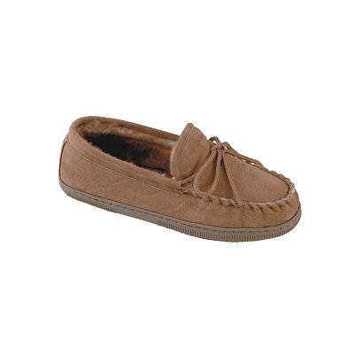 LAMO Fleece Moccasins - Men