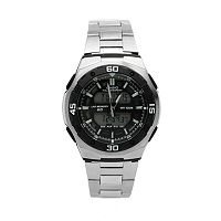 Casio Men's Sport Stainless Steel Analog & Digital Chronograph Watch - AQ164WD-1AV