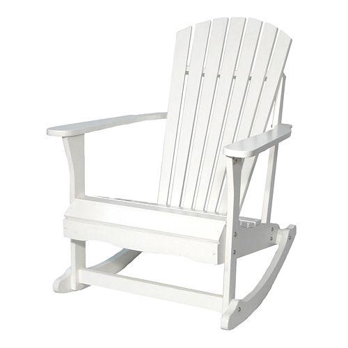 Adirondack Porch Rocking Chair - Outdoor