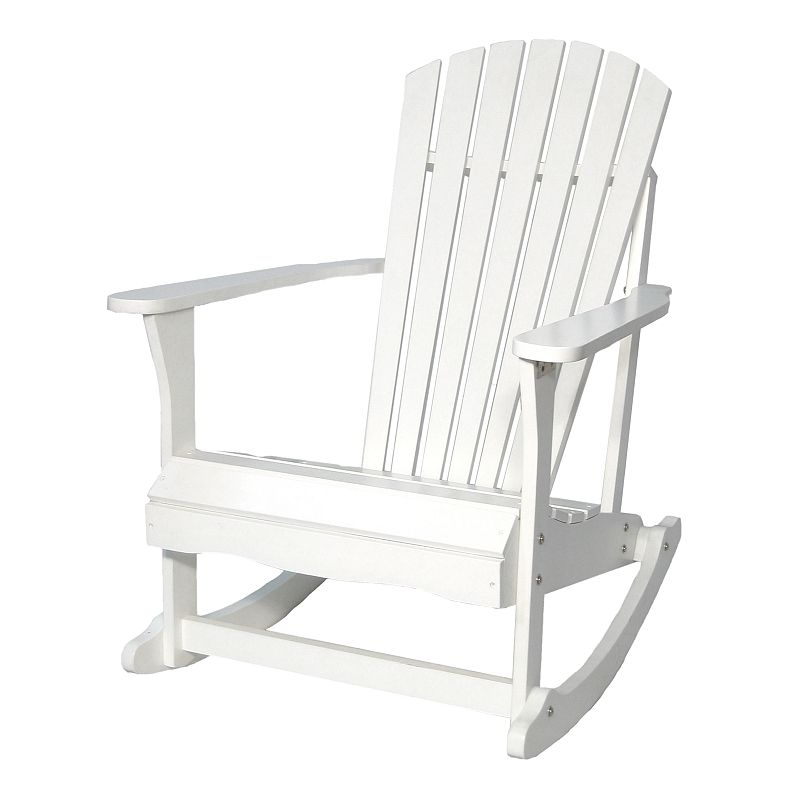 Adirondack Porch Rocking Chair - Outdoor