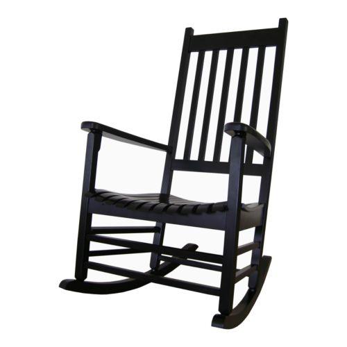 Porch Rocking Chair - Outdoor