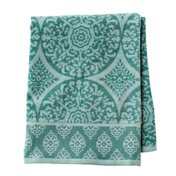 SONOMA Goods for Life™ Tiburon Medallion Bath Towel