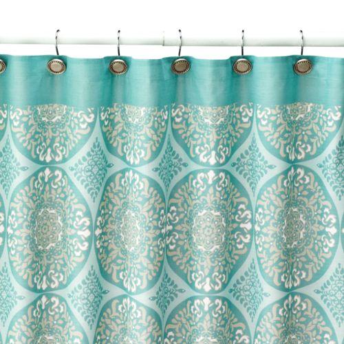 SONOMA life + style® Tiburon Fabric Shower Curtain