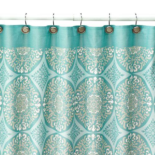 Sonoma Goods For Life Tiburon Fabric Shower Curtain