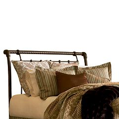 Legion King Sleigh Headboard
