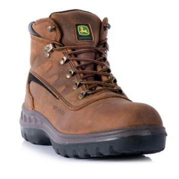 John Deere Men's Waterproof Hiking Boots